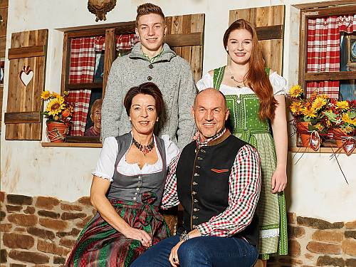 Familie Kagerbauer