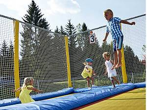 Joschis Jumper - Das vierfach Trampolin