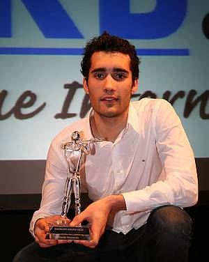 Martin Fourcade Biathlon Award