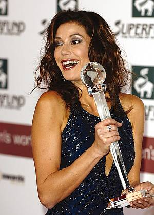 Teri Hatcher mit Women's World Award